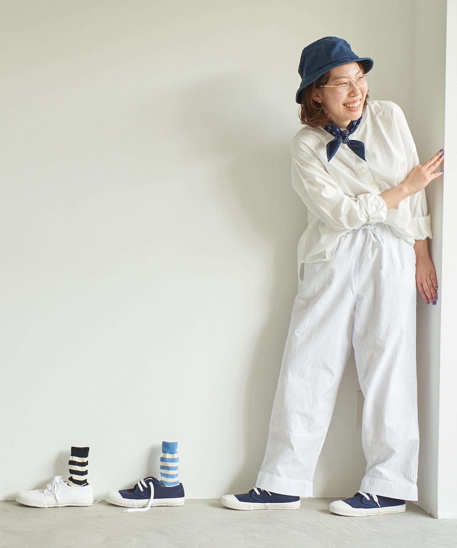 〇ウェーブボイル パジャマパンツ(セットアップ対応)