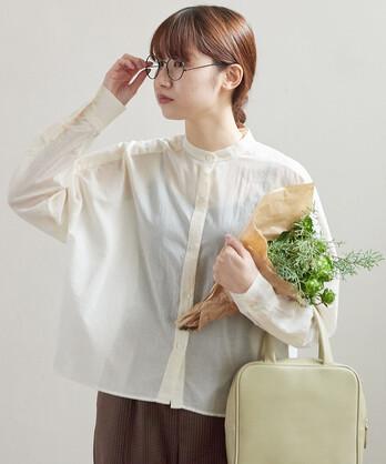△C/W ボイル ショートシャツ