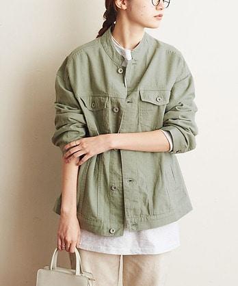 HEMP/COTTON jacket