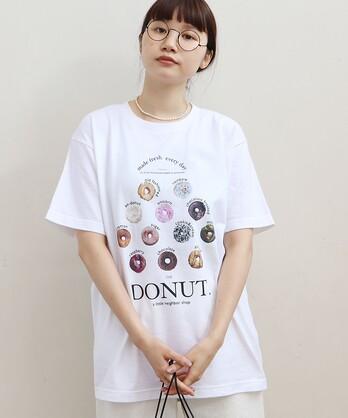 ○the DONUT Tshirt