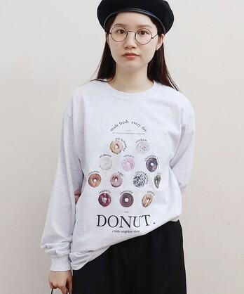 ○the DONUT long sleeve