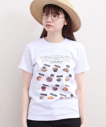 """△""""pan""""Tshirt girl"""