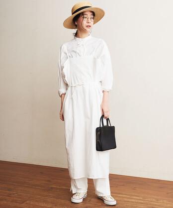 〇60/typewriter camisole&pants