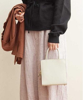 【予約販売】△〇pettie grandma bag