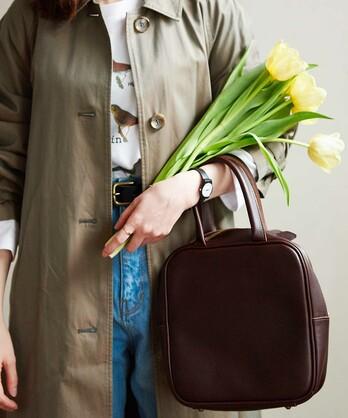 【予約販売】△〇grandma hand bag