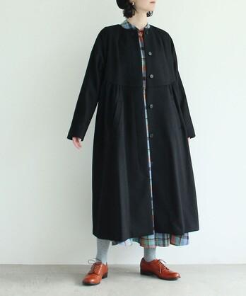 △〇ドルマンギャザーコート