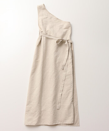 cotton/linen charcuterie dress