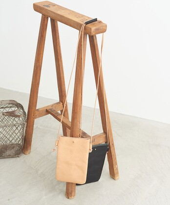 〇cdc leather 小さめショルダー