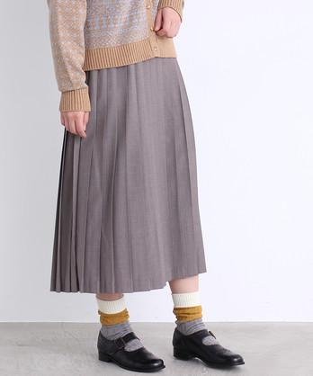 △aimer T/Rプリーツスカート