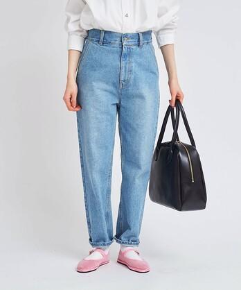 △12.5OZ DENIM テーパード パンツ